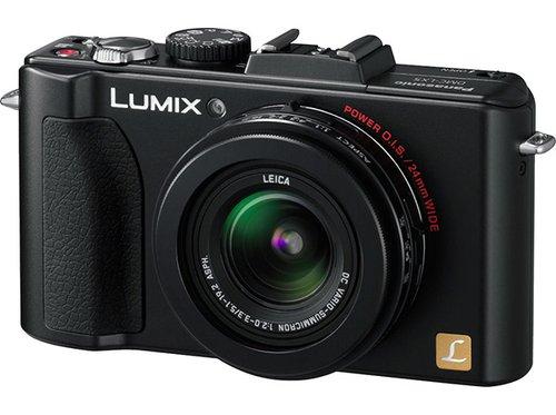 内置ND滤镜 松下发布高端便携相机LX7