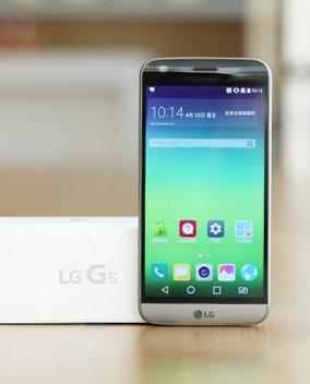 LG G5���⣺������۹���Ϊģ�黯��·