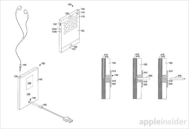 苹果获隐藏接口专利 防水iPhone真的要来了