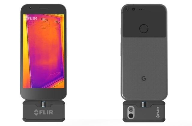 手机热感摄像头又升级了 现在支持USB-C接口