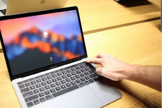 新Mac与PC的战争其实都是关于触摸方式