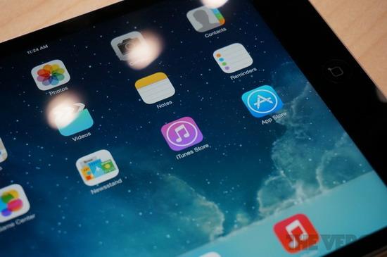 新iPad mini上手:显现结果大幅晋升
