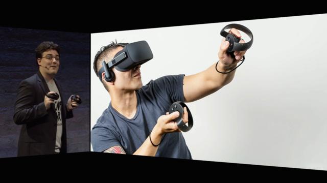 Oculus遭遇剽窃质控 这次对手比Valve还硬