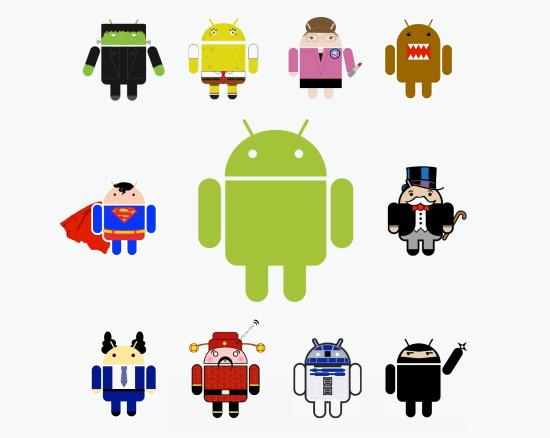 关于Android系统六个不为人知的故事