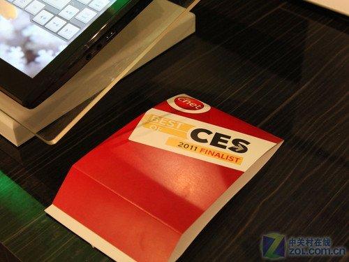 CES 2011:宏碁双屏触摸笔记本登场