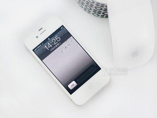 26日行情:港行白色iPhone 4售3999元