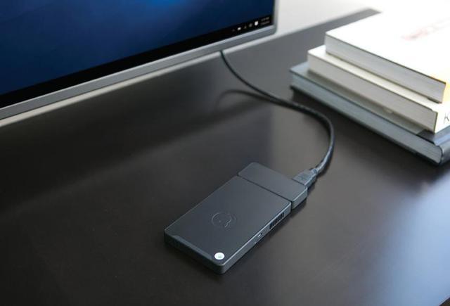 Kangaroo台式计算机问世 仅有手机大小