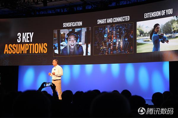 未来科技生活三大趋势:感知化/一切互联/计算延伸