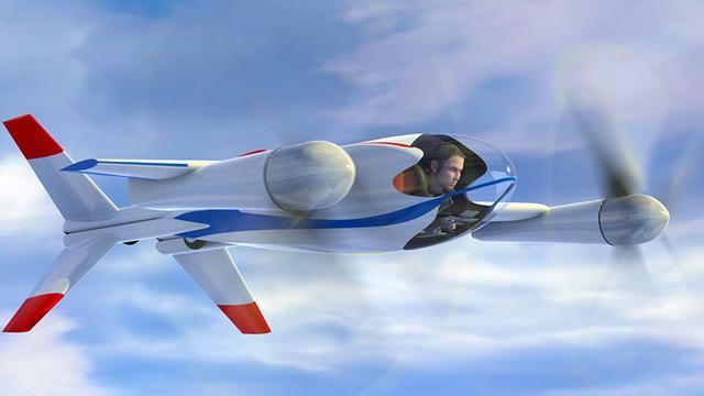 Uber挖角NASA资深专家 研发会飞的汽车