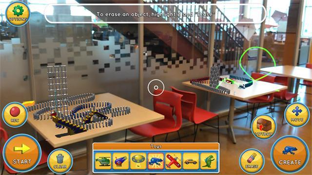 这是六款手机上的增强现实游戏 我保证你一定喜欢