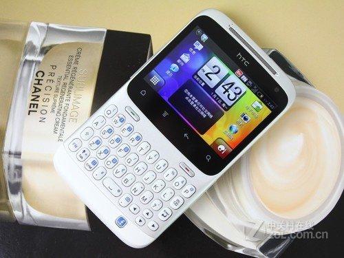 三位数的安卓 HTC Chacha价格跌破千元