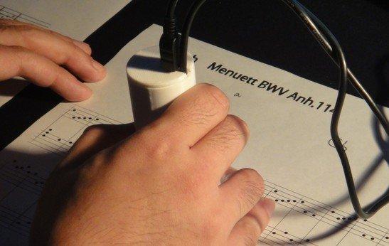 可识别乐谱的播放器gocen 让音乐学习更容易_数码