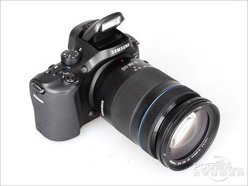 相机也能发微博 三星单电NX20深度评测