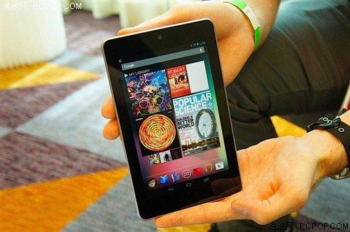 Nexus 7平板19日发售 起价或超199美元