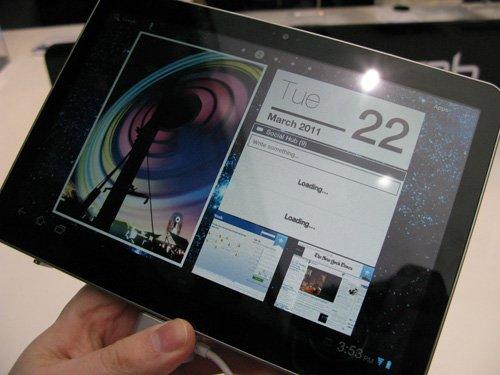 三星 Galaxy Tab 8.9即将在美国上市