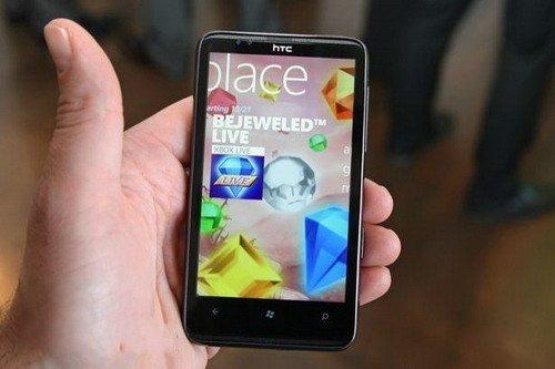比iPhone4还贵    WP7系统旗舰HTC HD7正式上市