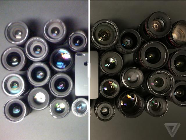 9年进化多少?iPhone 7和初代iPhone拍照对比