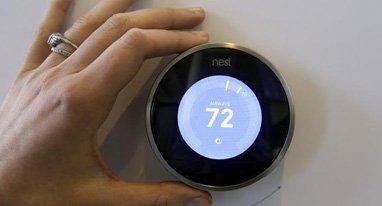 Nest恒温器现在开始可以用Apple Watch控制了
