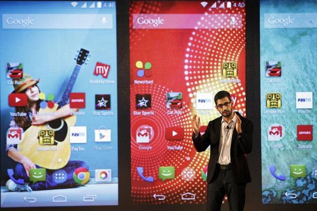 谷歌放宽廉价手机项目Android One标准