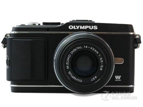 快速对焦、艺术滤镜 奥林巴斯E-P3降价
