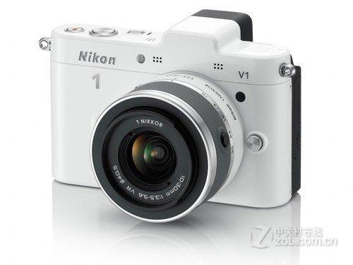 1000万像素全高清摄像 尼康单电V1上市