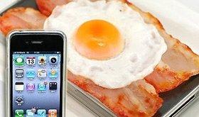 iPhone美食手机套