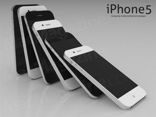万众期待 苹果iPhone5预计9月中旬上市