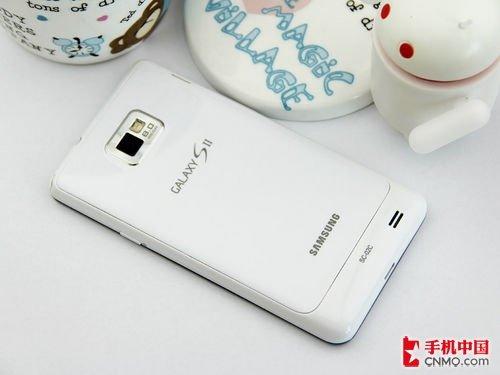 秒杀iPhone 4 三星I9100白色震撼开卖