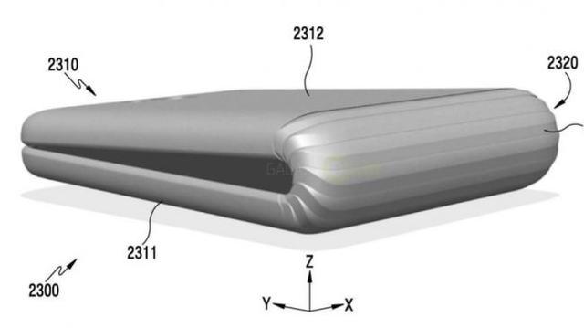 三星折叠手机传闻汇总 名叫Galaxy X 明年推出