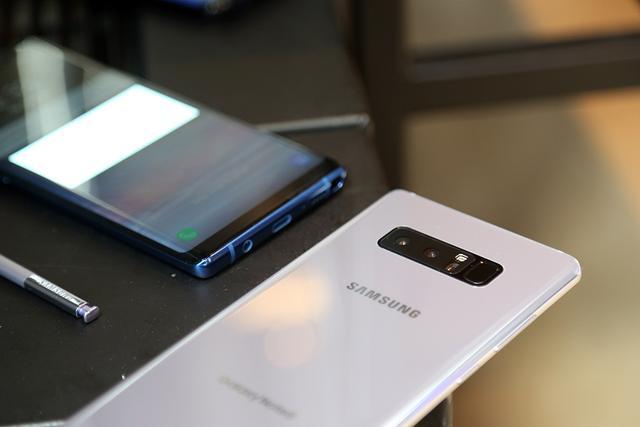 三星Galaxy Note8上手:你们要的Note回来了!