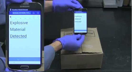 NFC有大用 科学家用NFC标签来检测有害气体