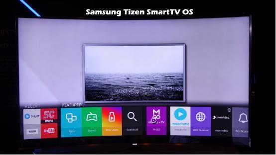 三星Tizen智能电视上手:新系统找到好归宿