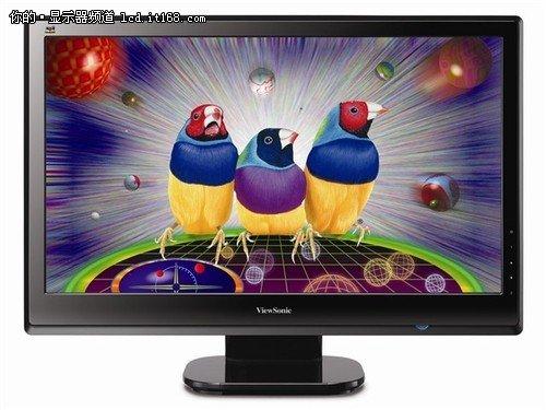 高性价比 优派VX2253mh-LED现售1299元