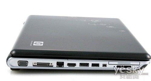 豪华I7配置 惠普DV6 6151TX售7300元