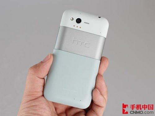 HTC Rhyme首到货 时尚美眉专用智能机