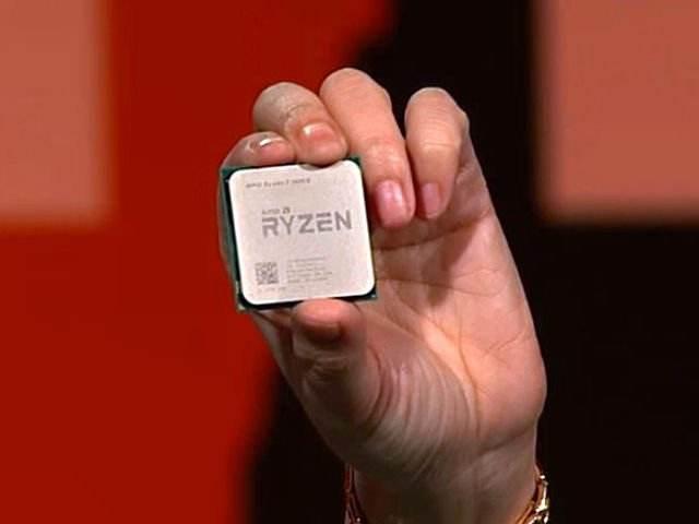 锐龙 AMD Ryzen 5系列CPU发布 4月11日上市