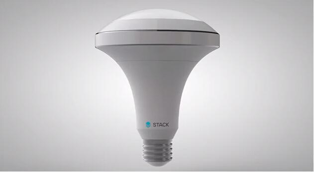 特斯拉工程师设计的智能灯:比LED灯省一半电