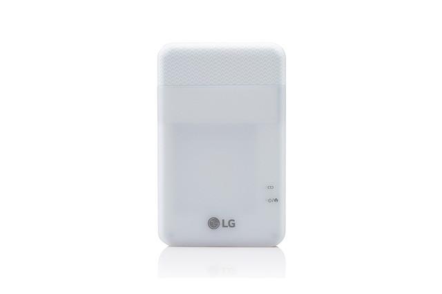 "LG便携照片打印机""减肥""了!和手机一样重"
