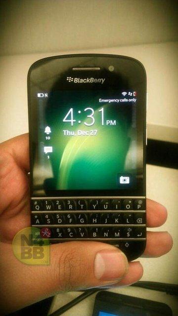 全键盘并不讨喜 资深黑莓用户普遍不看好黑莓X10