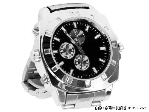 靓妹克星 Thanko发布超高画质偷拍手表