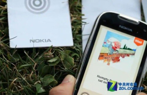 诺基亚推出三款NFC触碰应用 寓教于乐