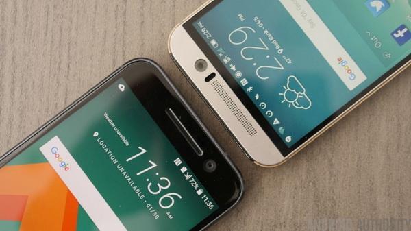 HTC 10对比One M9:靠升级硬件难重回巅峰