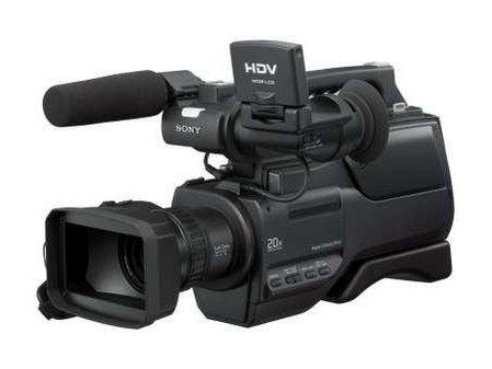 夜拍高清专业DV 索尼1000C仅售9999元