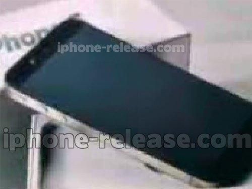 屏幕更大 苹果iPhone5疑似真机首曝光
