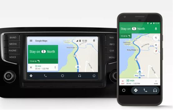 Android Auto正式发布 开车用手机只需动动嘴