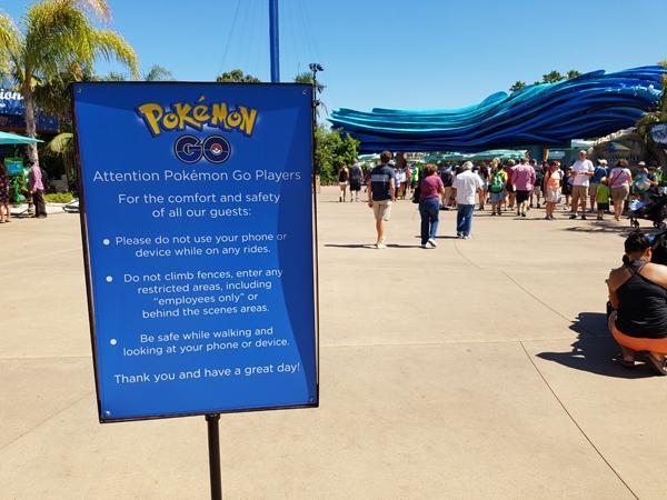 亲眼所见Pokémon Go席卷了美国