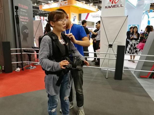 环球资源香港电子展落幕 VR成绝对主角