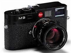 强悍配置旁轴相机 徕卡M9套装43400元