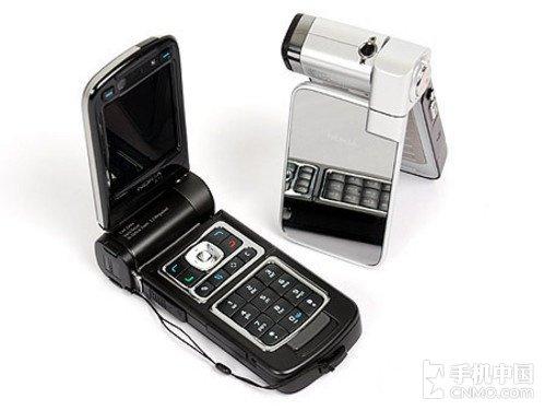 ...诺基亚N86   诺基亚N93i   诺基亚6650和N76一样借鉴了...