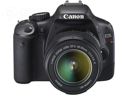 佳能550D爆抄底价 一周相机降价排行